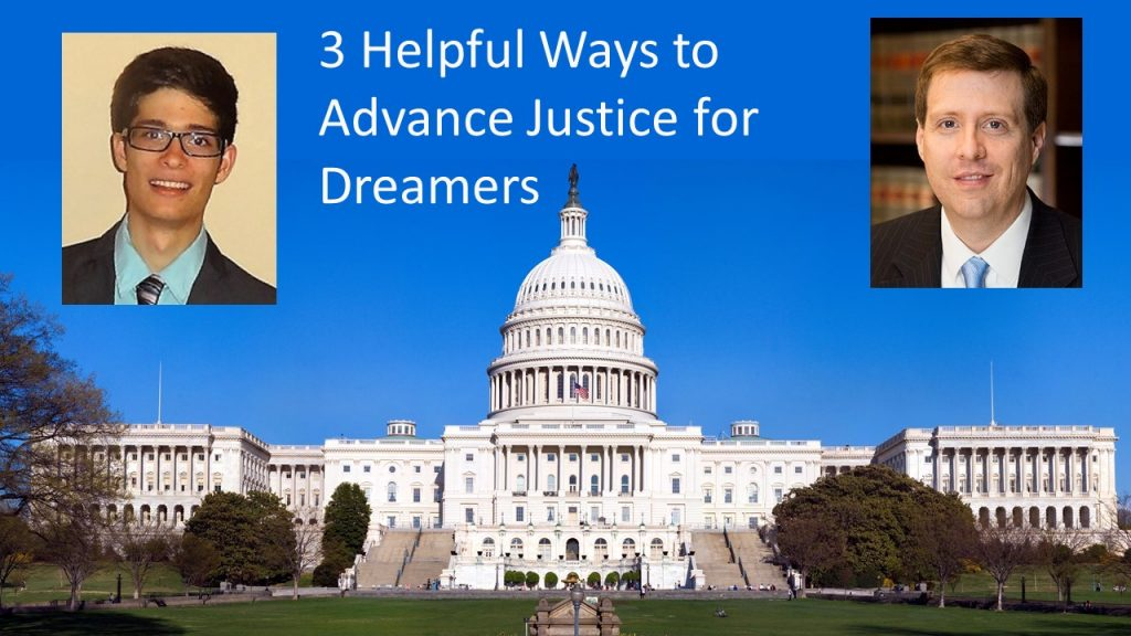 justice for dreamers