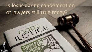condemn lawyers