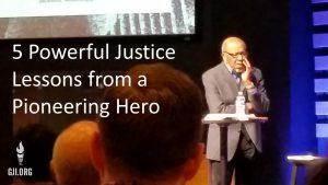 pioneering hero