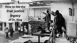justice legacy
